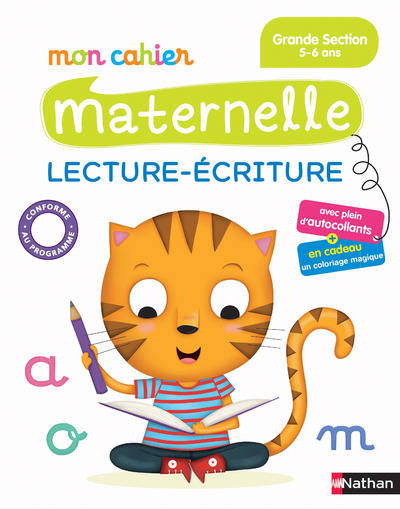 Cahier maternelles