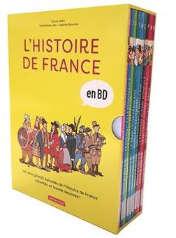 Coffret-L-Histoire-de-France-en-BD