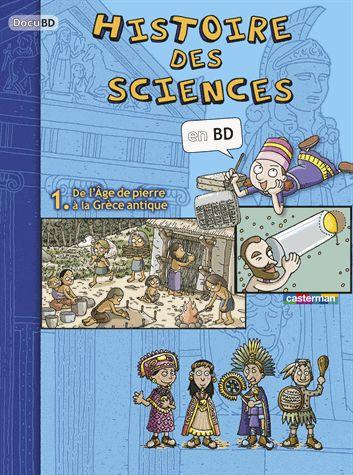 Histoires des sciences en BD