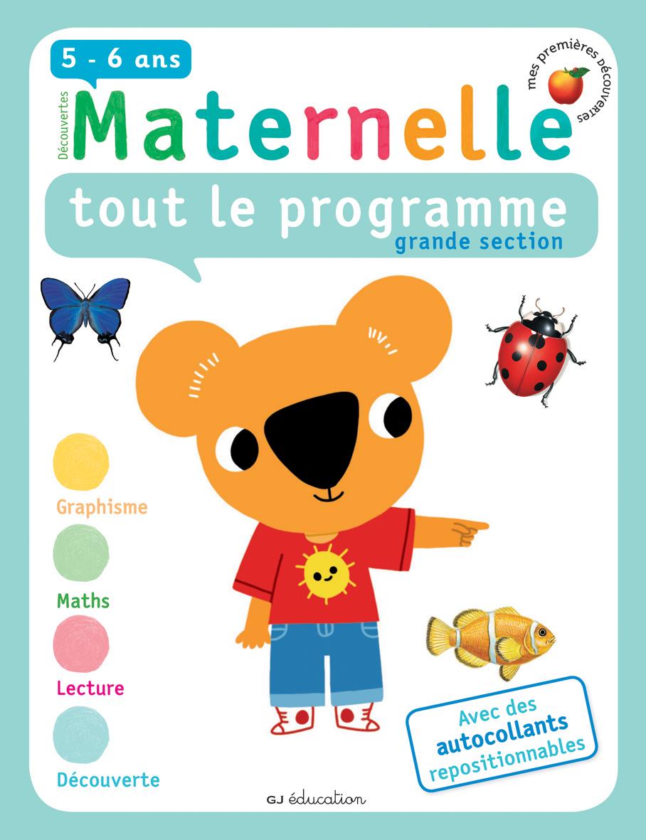Petit cahier maternelles 2