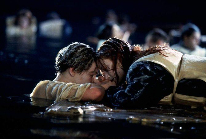 titanic planche