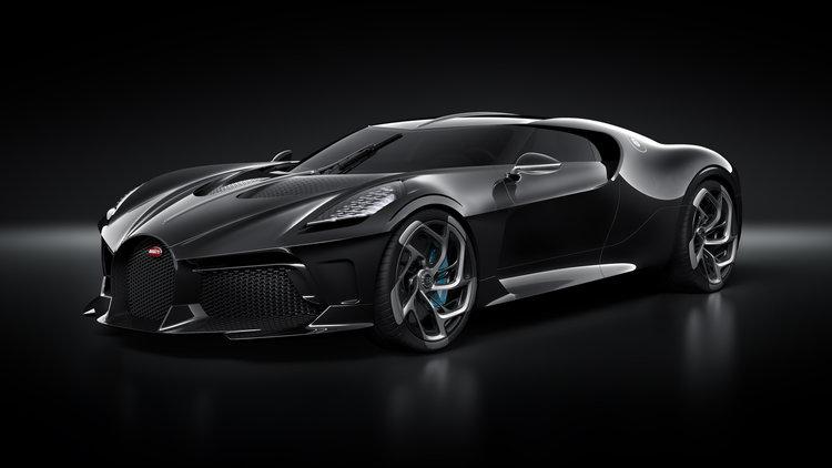 Bugatti black 16,7m€