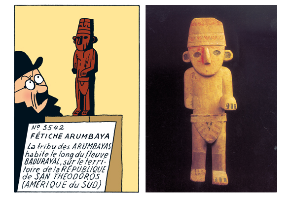 Fetiche Arumbaya