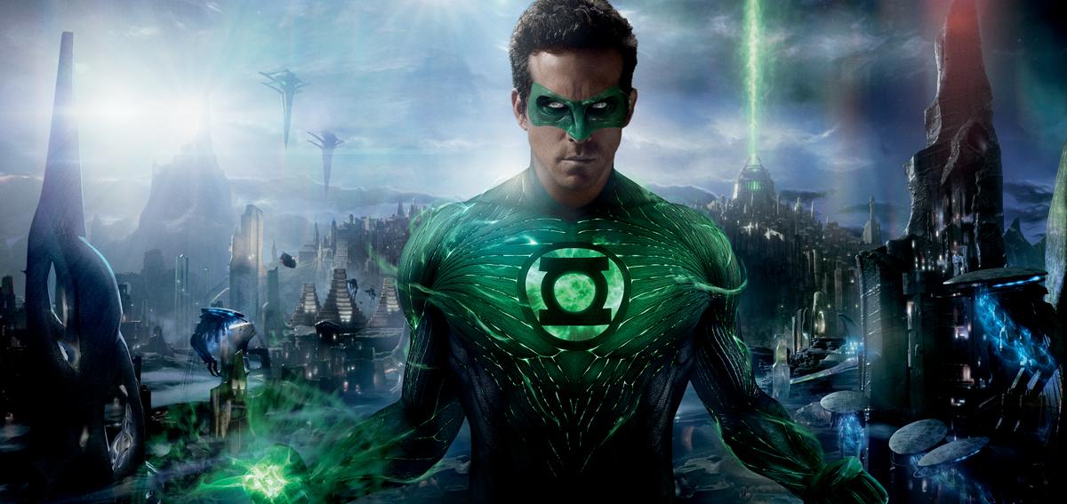 green lantern présentation